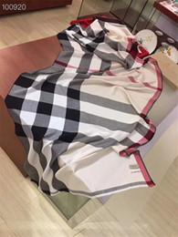 2020 cachecóis xadrez para mulheres marca a forma das mulheres cachecol marcas projetar cachecol de alta qualidade Scarf Carta Plaid design padrão cachecóis xadrez para mulheres barato