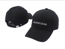 Chapéu de senhoras branco preto on-line-2018 BNIB Onda logotipo da cola 17FW Homme Senhoras Mens Unisex bonés de Beisebol chapéu branco strapback preto vidas assunto carta bordado casquette chapéu