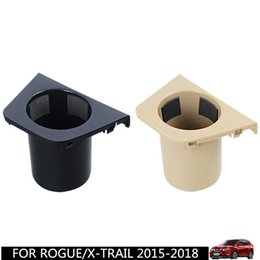 Wholesale Plastic Boot Storage - For Rogue 2016-2018 Car Boot Fire Extinguisher Support Beverage Cup For Nissan Rogue X-Trail Car Trunk Rack Storage Case