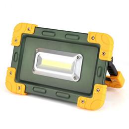 Canada 30W USB COB LED lumière de réchauffement Portable Spot Light Lampe de travail Rechargeable Camping Touch Lampe En Plein Air Offre