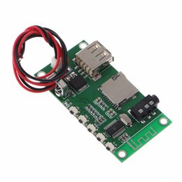 Встроенный звук онлайн-KCX BT001 беспроводная связь Bluetooth 4.2 аудио приемник модуль печатной платы стерео интегральные схемы