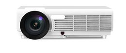 Wholesale Projector Pro - Pro LED96 Android projector 3D WIFI Video HDMI Full HD 1080P Home Theater projectors selectable Screen curtain Ceiling mount gift proyector
