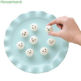rice cutter NZ - New Hot Emoji Rice Ball Molds DIY Cartoon smiling face Shape Sushi Maker Mould Seaweed Cutter Rice Ball Kitchen Mold Tools