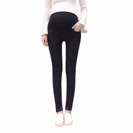 659c41fd1b591 high waist pants pregnant UK - Pengpious 2018 summer pregnant women high  waist belly trousers maternity