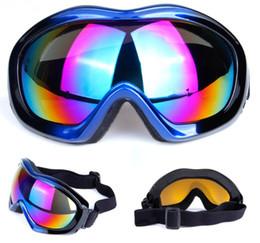schutzausrüstung Rabatt Gebirgsfahrrad, das schützende Gläser professionelle einlagige ski-Gläser winddichtes Spiegelreiten Ausrüstung im Freien mit Qualität reitet