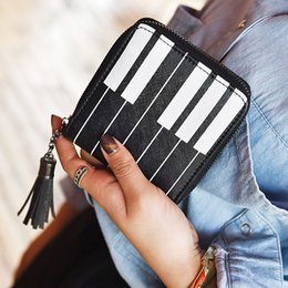Wholesale Womens Black Nylon Shorts - New Fashion Small Women Wallets Female PU Leather Womens Wallet Zipper Design With Coin Purse Pockets Mini Wallet