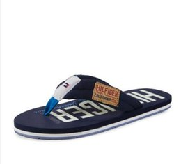Wholesale Cork Flats - Hot sell summer Men Women flats sandals Cork slippers unisex casual shoes print mixed colors flip flop size 38-45