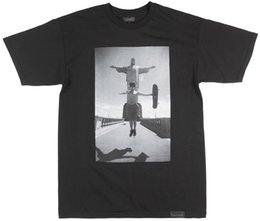 Diamond Supply Co Hosoi Christ camiseta para hombre Skate Top Black Hot New 2018 Summer Fashion T Shirts Hot Cheap Men'S desde fabricantes