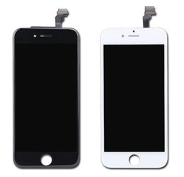 Wholesale iphone full repair - Full Assembly LCD Display Touch Screen Digitizer Replacement For iPhone 6 4.7 Inch Repair Free DHL shipping