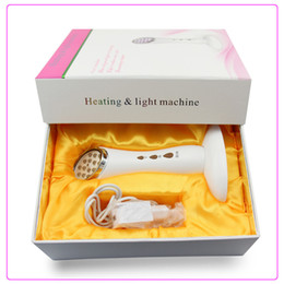 Wholesale Girl Magnets - Best Acne clearing device with Magnet Charging Base Skin Face Massager with 3 Colors LED Lights Red Blue Green therapy for girls