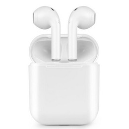 Wholesale android drive - i8X MINI Wireless Bluetooth Earbuds Headphones with Charger Box for Apple Iphone X 8 7 Plus IOS Android Driving Earphones with Package