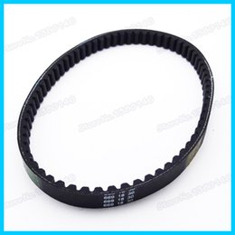 Wholesale Gy6 Scooters - 669 18 30 CVT Drive Belt For GY6 49cc 50cc 80cc Sunl Roketa Vespa Jonway Znen Jmstar Motorcycle Moped Scooter ATV Quad