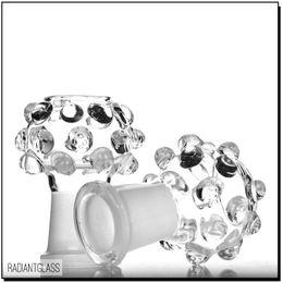 gebrauchte perlen Rabatt CC-46 Glasperlenkuppel 14mm geschliffene Glaskuppel zur Verwendung in jeder Bong oder Bubbler