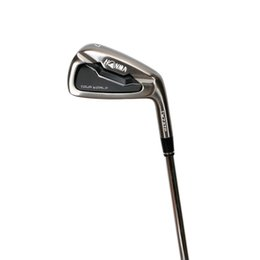 Wholesale wholesale golf irons - Golf Clubs HONMA TW737P Golf Irons set 3-11 Sw N S.PRO 950 R Steel shaft Golf shaft Clubs Irons Set Free shipping