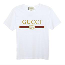 Xxxl tee-shirt 3d en Ligne-Nouveau 2019 Mens T-shirts D'été Plus La Taille T-shirt À Manches Courtes En Laiton Coton Imprimé 3D Designer Vêtements S-XXXL Golf Tshirt