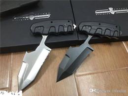 2019 dessus des couteaux à lames fixes Top Qualité Extrema Ratio S.E.R.E 1 Couteau tactique de survie en plein air D2 Tanto Blade G10 Manche Couteaux à lame fixe 1pcs livraison gratuite dessus des couteaux à lames fixes pas cher