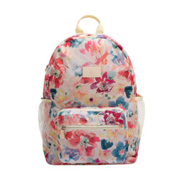 Wholesale Korean Wholesale Products - Folding Travel Backpack Women's Men's Portable Clothes Storage Shoulder Girl's Kid's School Bags Accessories Supplies Products