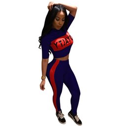 Wholesale Womens Casual Shorts Set - Womens 2Pcs Top +Pants Set Hooded Women's Two Piece Pants Half-Sleeve Bodycon Casual Track Long Jumpsuit Outfit Rompers Casual