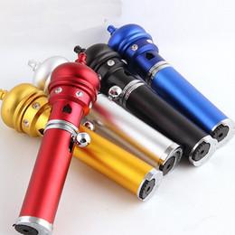Quemador de incienso de metal portátil con encendedor para Oriente Medio Artesanía Quemador de incienso árabe Encendedor de gas libre de DHL desde fabricantes
