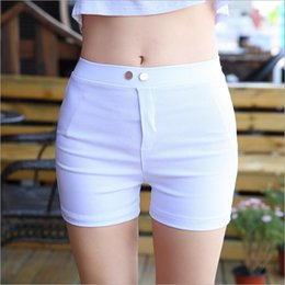 Wholesale Cheap Girls Fashion Clothing - Wholesale-discount 2017 new summer Fashion casual tight sexy Elasticity Stretch super cheap female women girls shorts clothing clothes