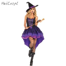 45107e06ab woman s plus halloween costumes 2019 - Plus Size XXL-S Halloween Witch  Adult Sexy