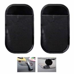Wholesale car dash pads - Universal Multifunctional Anti Slip Car Mat Dashboard GPS Phone Holder Non-slip Mat Car Dash Sticky Pads