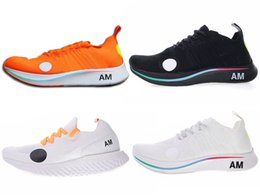 Wholesale world cup soccer shoes - 2018 Zoom Fly Mercurial Mens Knitting Sportswear Sneskers Fashion New Designer World Cup Edition Outdoor Jogging Shoes