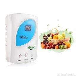 Wholesale car air purifier ozone generator - STERHEN Air Purifier Home Ozone Generator Fridge Food Fruit Vegetables Shoe Wardrobe Car O3 Ionizer Disinfect Sterilizer Fresh