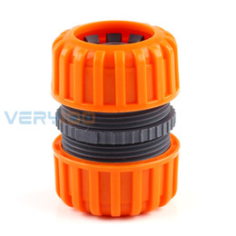 """Wholesale Wash Water Pipes - 5pcs Lot Plastic Water Pipe Tube 3\4"""" Hose Coupler Plumbing Connector Garden Wash Coupler Free Shipping"""