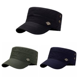 Good! Flat Top Tennis Cap Men Women Adjustable Sunshade Portable Hat Head  Wear Sportswear Accessories Rn 80e8c836a48b