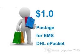 Wholesale china posts - Postage for DHL EMS Fedex China post epacket Free Shipping