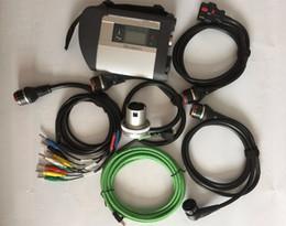 chave de carro chevrolet chip Desconto A +++ Melhor qualidade 100925 chip completo MB ESTRELA C4 MB SD Conectar Compact 4 Ferramenta de Diagnóstico com Função WIFI (Sem HDD)