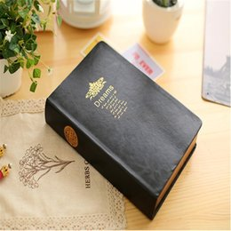 Wholesale Thick Notepad - The latest ultra-thick dream theme notebook school office stationery planner sketch Christmas business stationery gift