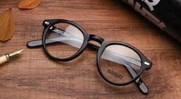 041d39d5b6b Brand Designer-Luxury vintage Moscot Miltzen Johnny Depp Prescription  Glasses Optical Eyeglasses Anti-blue Myopia Glasses Frame With Org Box