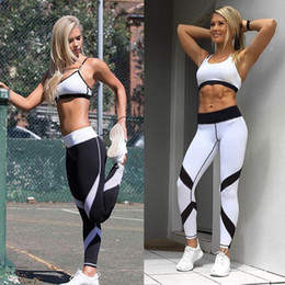 GLANE Hot Newest Women s Sports YOGA Workout Gym Fitness Leggings Long  Pants Jumpsuit Athletic Clothes discount hottest workout clothes women 10852d34e8