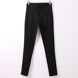 2019 jeans skinny colorido Algodão Jeans Skinny Mulher Pantalon Feminino Denim Calças Strech Womens Skinny Jeans Skinny com Cintura Alta Jeggings Jean para As Mulheres jeans skinny colorido barato