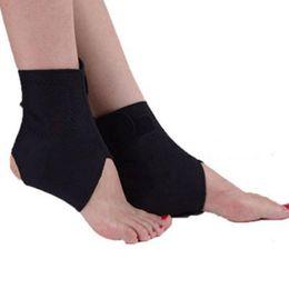 Одно здоровье онлайн-одна пара разминка дальней инфракрасной магнитной терапии Спорт лодыжки уход ремень поддержка клип пятки массаж ног устройства здравоохранения