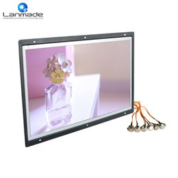 Wholesale Metal Ideas - No 1 video player for android promotion idea with external buttons 9taxi lcd monitor video player portable coffee kiosk