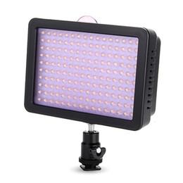 vídeos de cn Desconto WanSen W160 LED Câmera de Vídeo Luz Para CANON NIKON o mesmo com CN-160 frete grátis