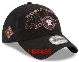 Wholesale Cowboy Beanies - wholesale Factory Price adults Houston 2017 champions champs Adjustbale Caps beanies Baseball Hat Cowboys Snapback Cap Headware