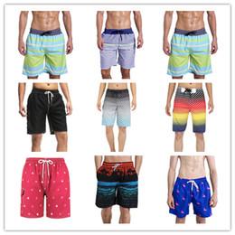 50pcs heiße Männer Board Shorts Surf Badehosen Bademode mit Mix Farben Mix Größe Twin Micro Fibre Boardshorts Beachwear Bulk von Fabrikanten