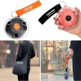 Wholesale Travel Roll Up - 5 Colors Mini Magic Crossbody Bag Roll Up In Small Box Shopping Bags Travel Pouch Storage Bag CCA8936 50pcs