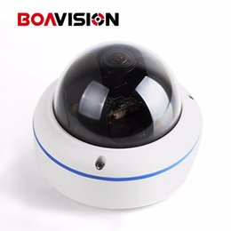 Wholesale Ip Camera Onvif Poe Outdoor - Panorama POE 2MP 1080P Outdoor IP Camera With 180 360 Degrees Full View Fisheye Cameras Support Onvif P2P Cloud View
