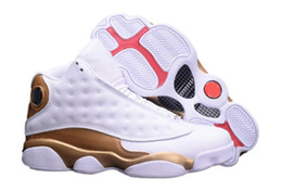 Wholesale Cooling Table - Men Women Retro 13 Basketball Shoes Athletic Outdoor Shoes Cool Grey Air Retros 13s Xiii Low Men's Women's Sport Femme Real Sports trainers