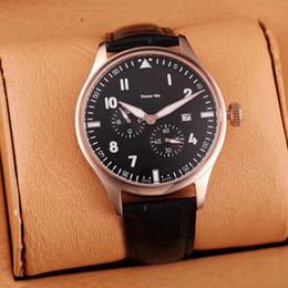 dcc8b0f9ee6 Nova Chegada de Energia de Reserva Automática Relógio Mecânico Negócios  Vestido Relógios dos homens de Malha de Aço Fino Banda de Prata de Ouro de  couro ...