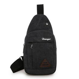 2017 hot sell cotton Man Casual Messenger Bag Fashion Mini Women Shoulder  Bag Chest Pack Crossbody Sling For Ipad 27f8fbf99fa5b