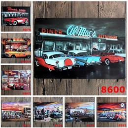 2018 Wand Dekor Bar 20 * 30 Cm Vintage Metall Wand Decor Metall Plaque  Zeichen Poster
