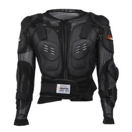 Chaqueta de moto protector de pecho online-Chaqueta de la motocicleta profesional Body Protector Motocross Racing Body Full Armour Chaleco de la espina Protector de la motocicleta Protección para deportes