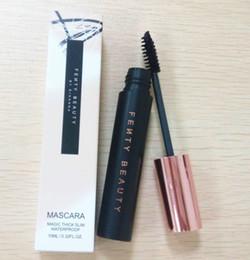 Wholesale Waterproof Mascara Black - NEW fenty beauty Mascara Makeup LASH Mascara black Waterproof 10 ML dhl Free shipping+GIFT