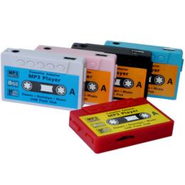 slot para cartão de memória flash Desconto Mini Mp3 Player Portátil Music Player Suporte 32G Micro Slot Para Cartão TF (MP3 ONLY) Pode Usar Como USB Flash Dish